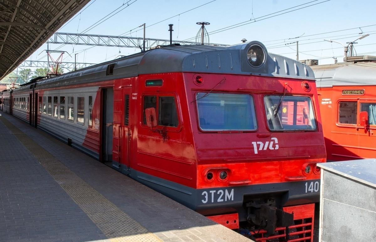 С 21 августа изменится расписание поездов Москва - Тверь