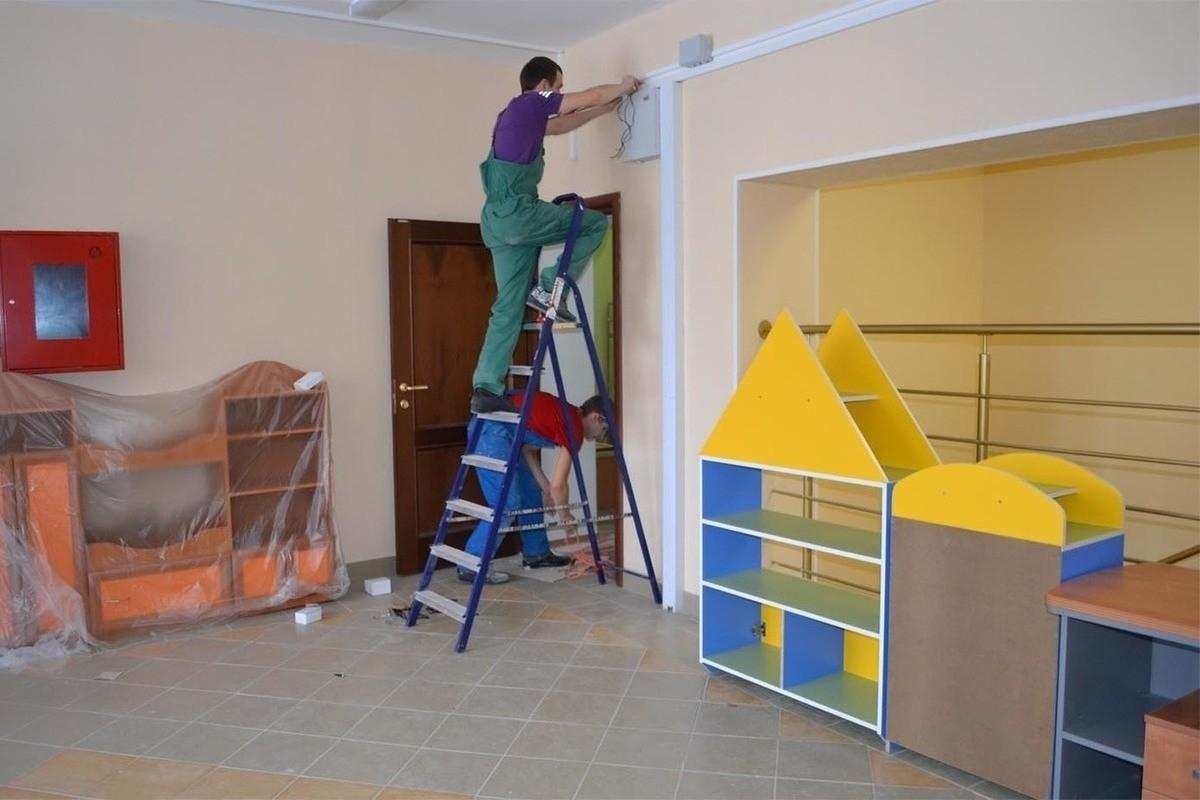 27 детских садов отремонтируют в Тверской области за два года