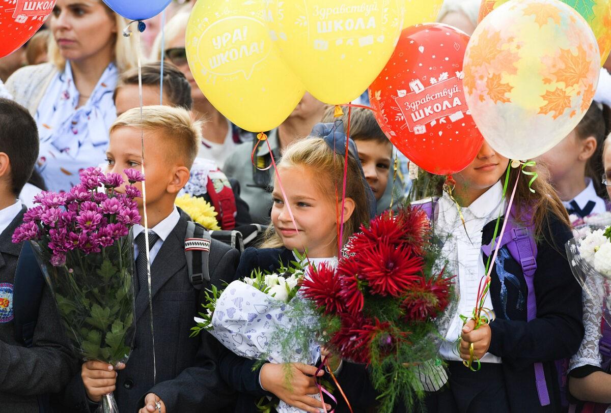 Учебный год в школах Тверской области начнётся с линеек