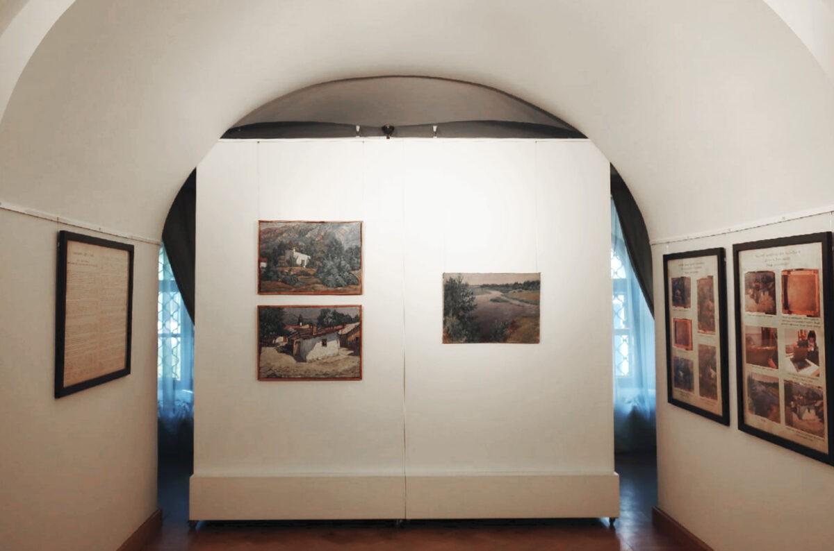 В Твери покажут отреставрированные картины забытого талантливого художника