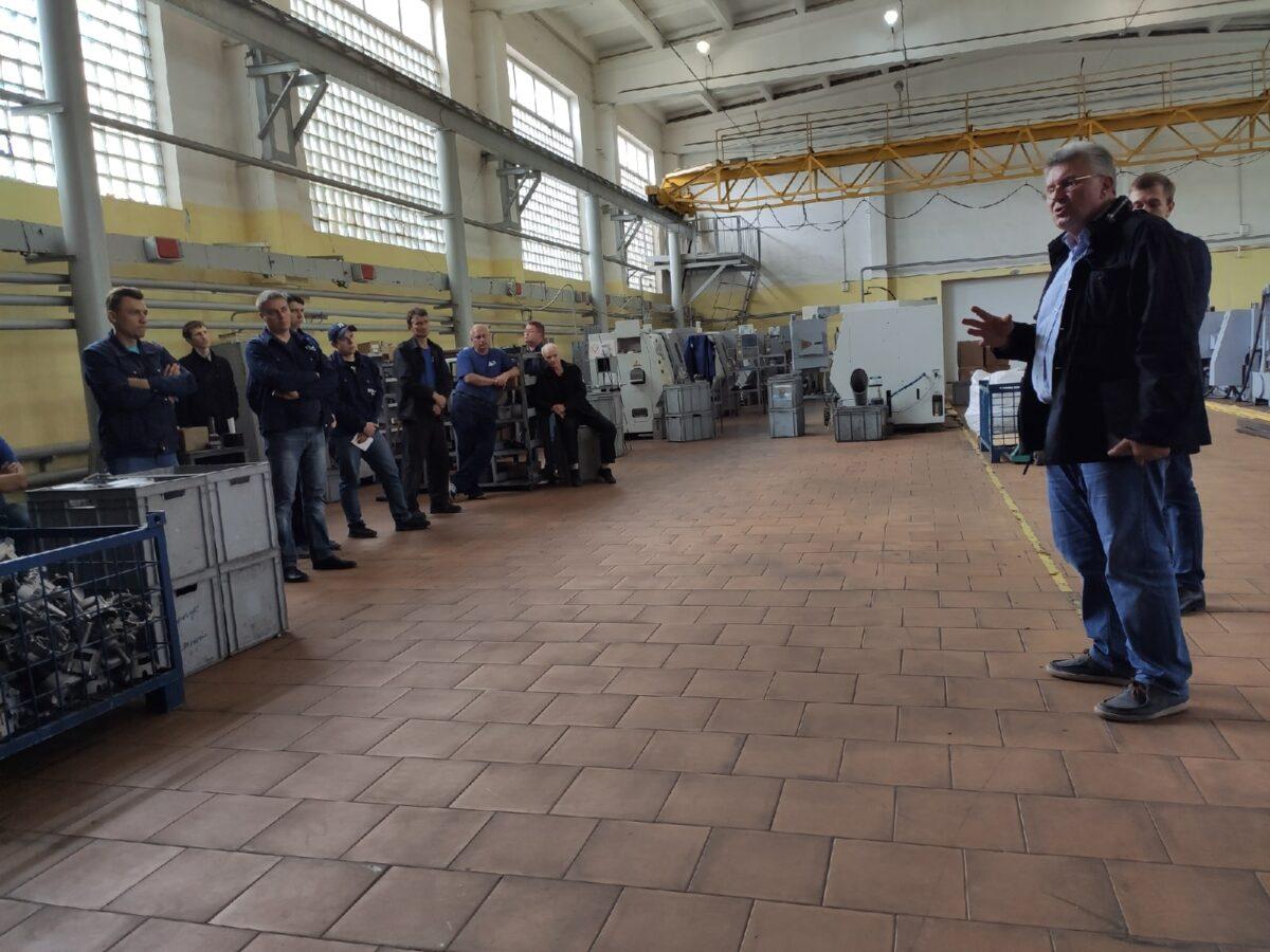 Андрей Белоцерковский объяснил, зачем Ржеву нужен Корпоративный центр дуального образования