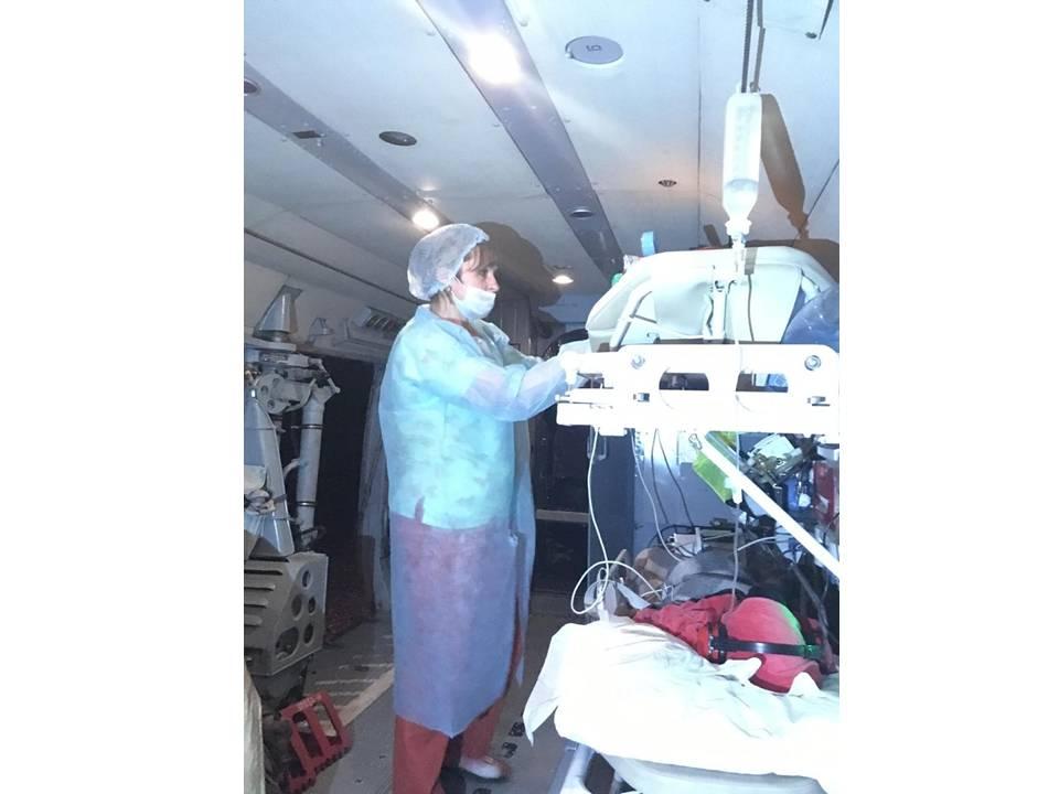 Двух детей, пострадавших в ДТП в Тверской области, госпитализировали в больницу