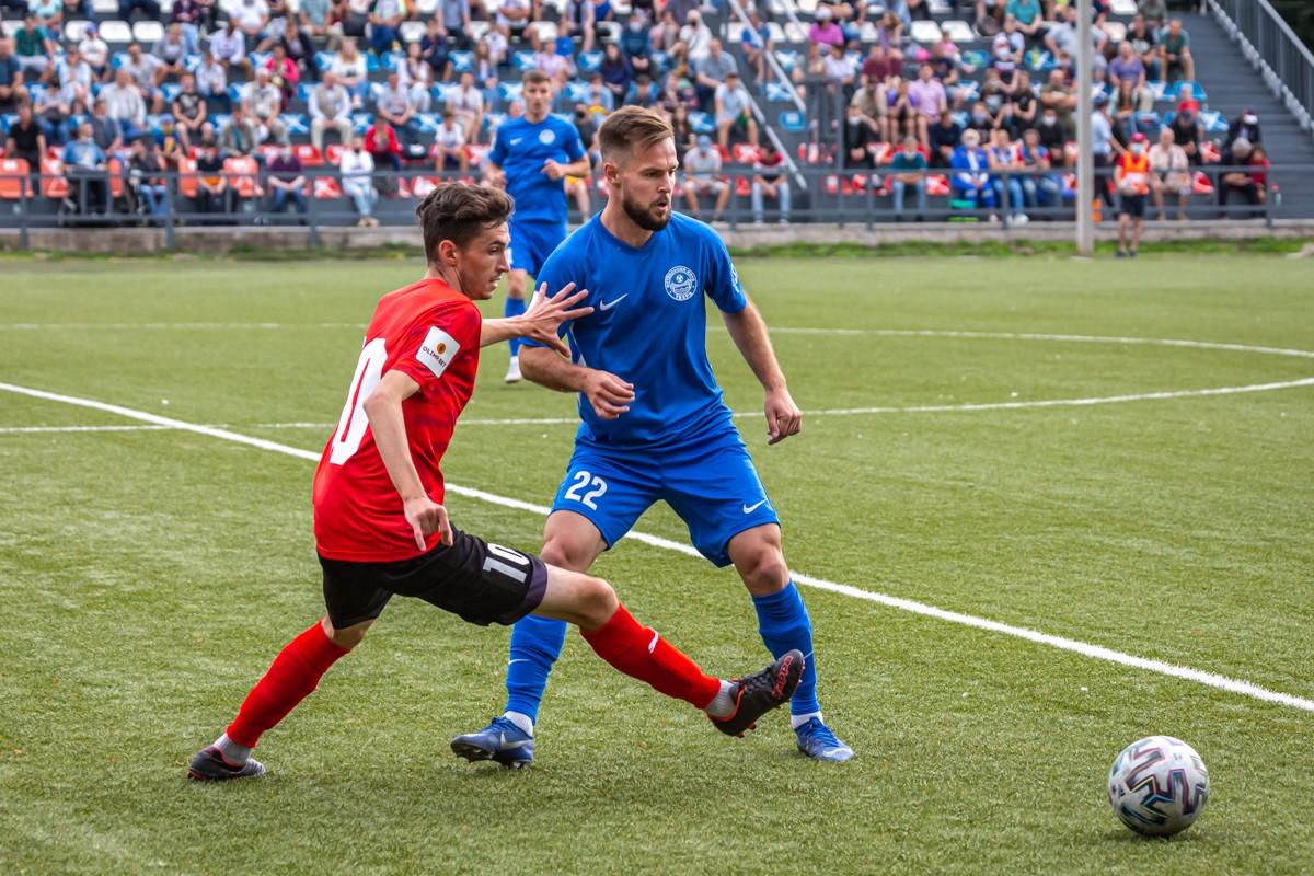ФК «Тверь» поднялся на вторую строчку в турнирной таблице