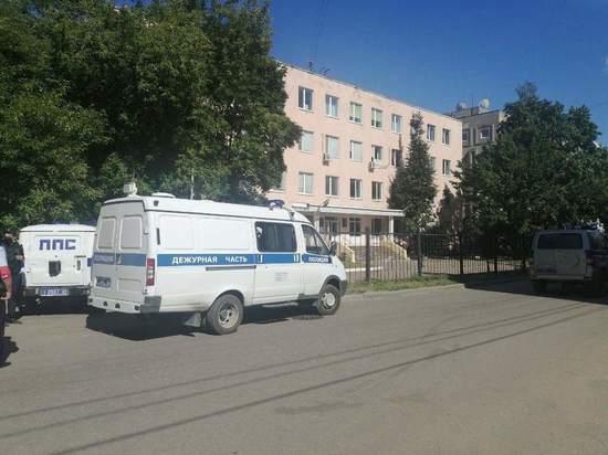 В Твери эвакуируют людей из-за сообщения о бомбе