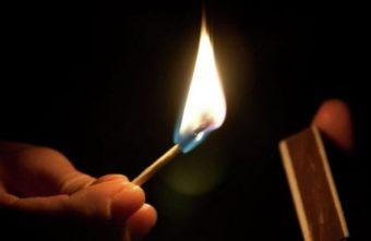 Житель Твери залез в чужой дом и поджог его, чтобы согреться