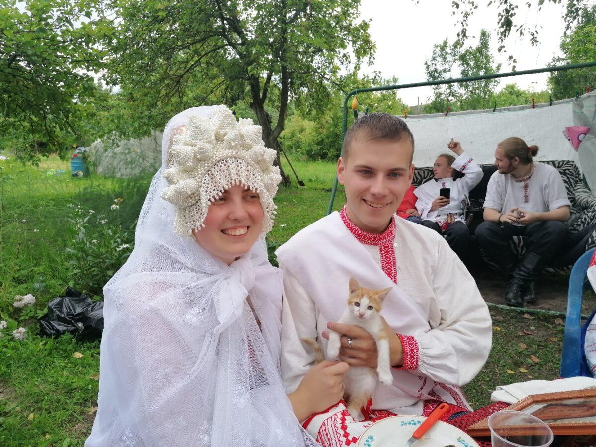 Тверской князь Павел Алексеевич женился на псковской княгине Анне Владимировне