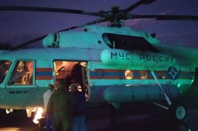 Врачи спасли жизни двух детей, пострадавших в ДТП в Тверской области