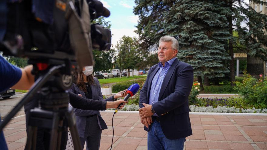 Андрей Белоцерковский: Испытываю гордость за ТвГУ и Тверскую область
