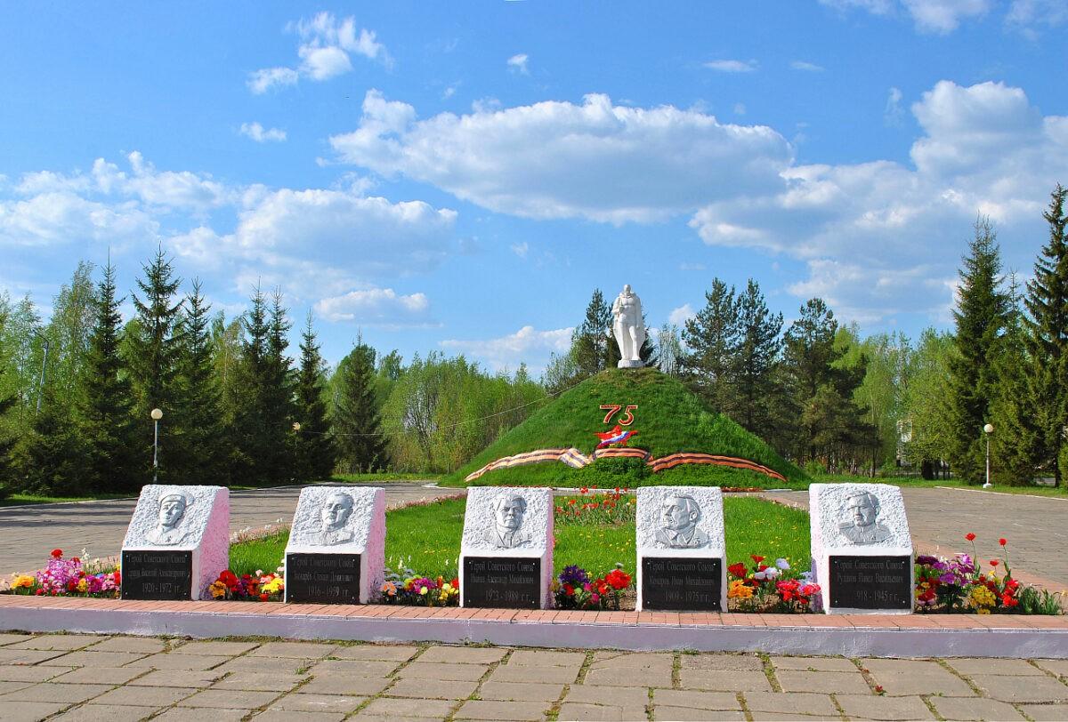 В Тверской области сандовчане празднуют День района