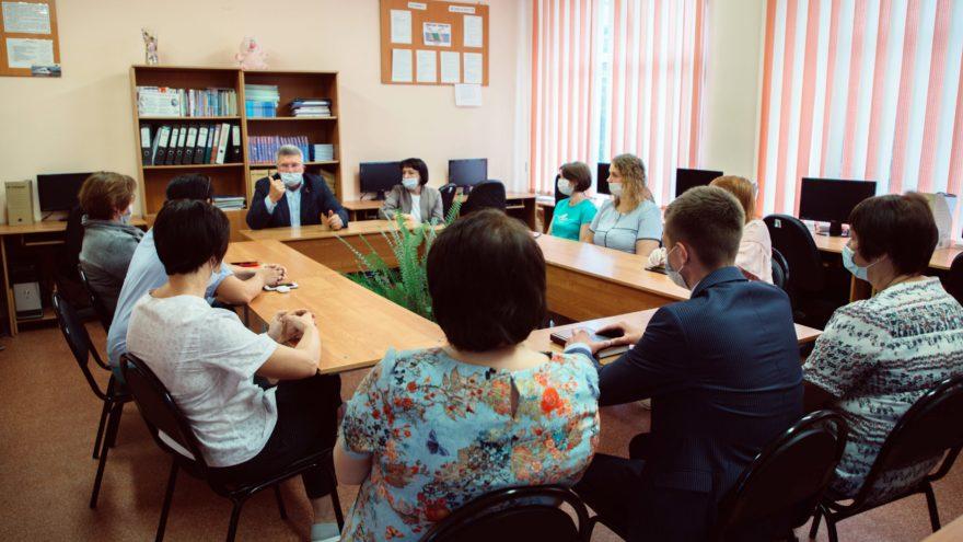 В 2021 году в Ржеве Тверской области откроют Центр высшего образования