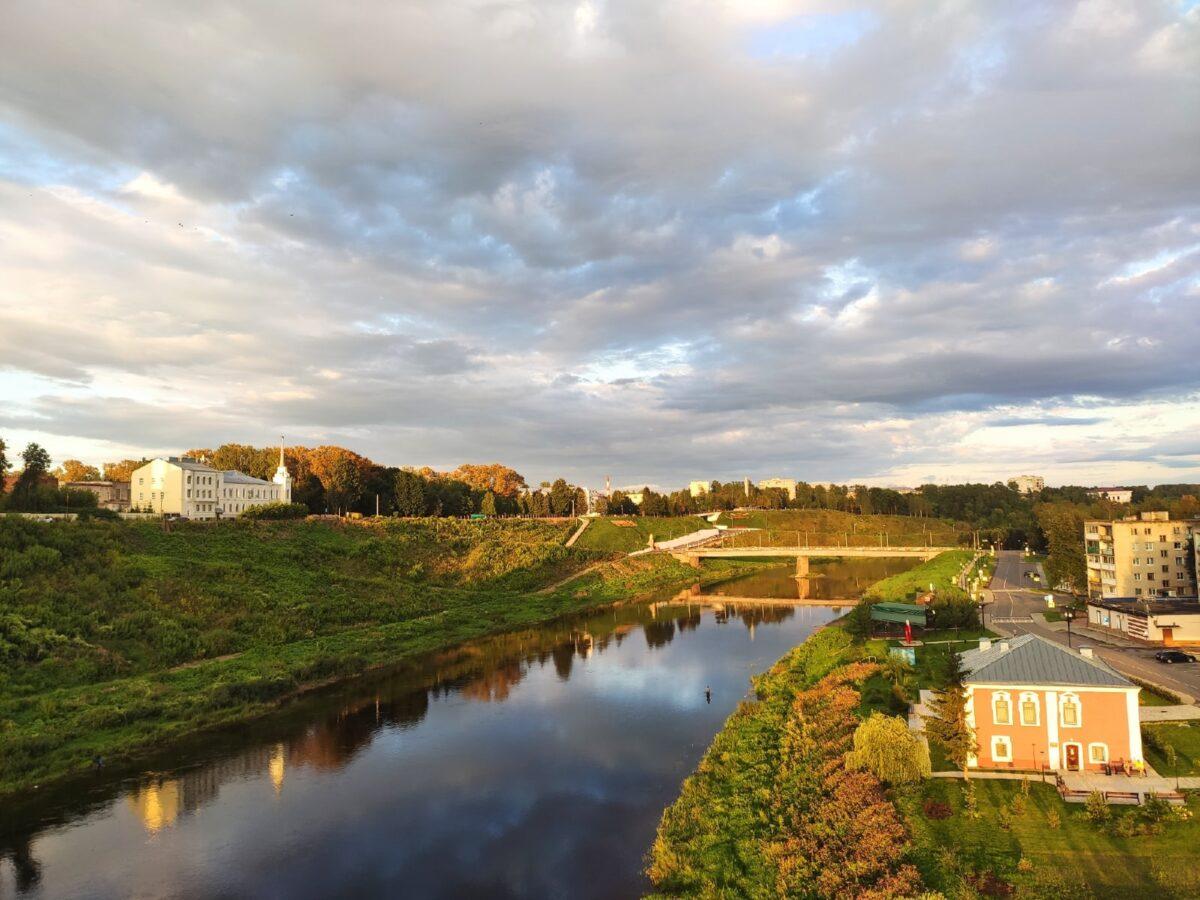 За три года Ржев получит из бюджета региона больше 2 миллиардов рублей