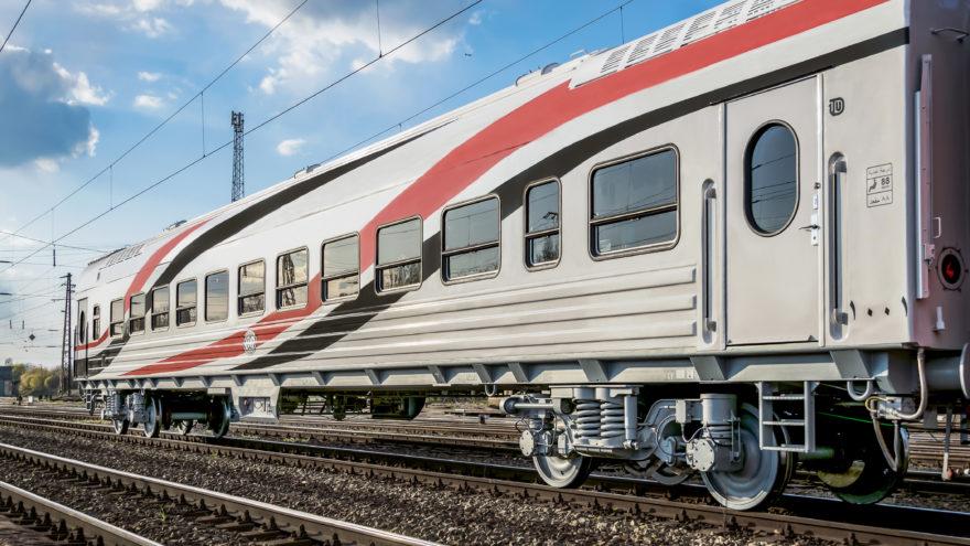 Вагоны, сделанные в Тверской области, начали перевозить пассажиров в Египте