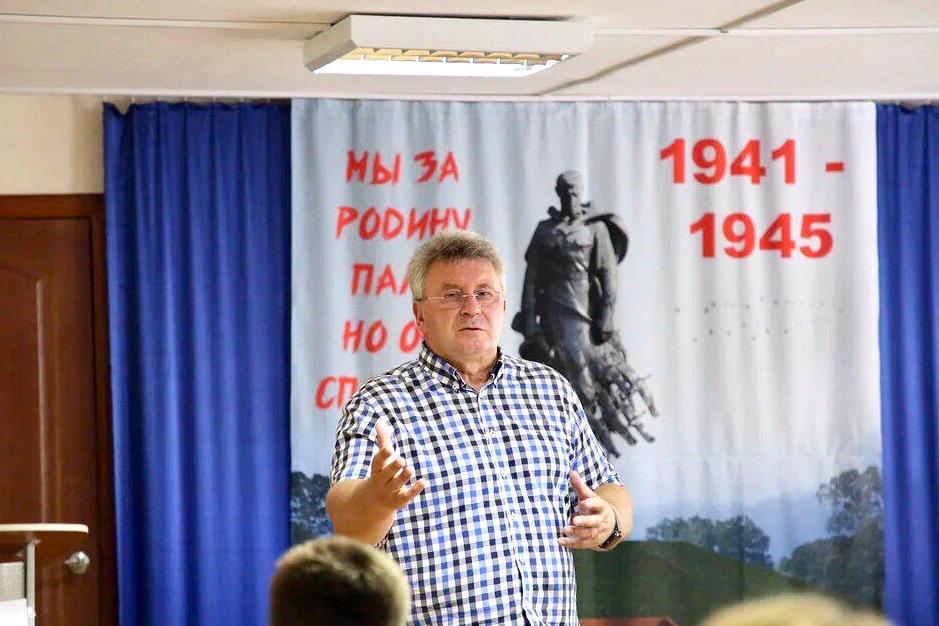Андрей Белоцерковский: «Международное признание фильма «Ржев» - это дыхание правды о войне»