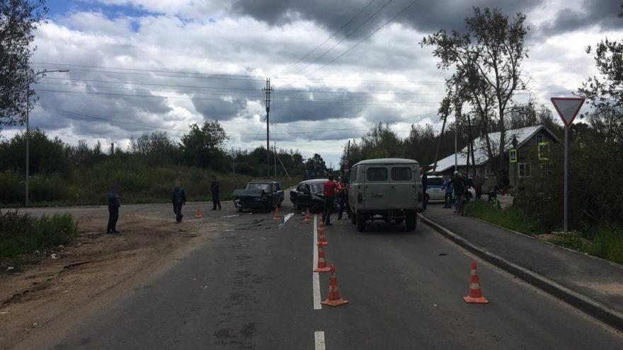 Два пенсионера не поделили перекресток в Тверской области