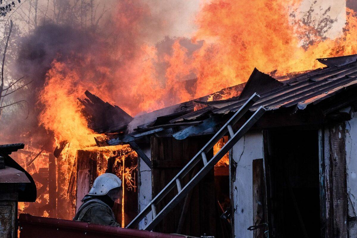 Благодаря быстрой реакции школьника в Тверской области потушили пожар