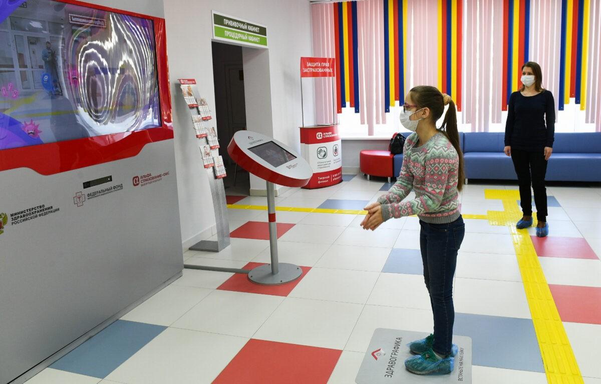 В детских поликлиниках и больницах Тверской области станет лучше