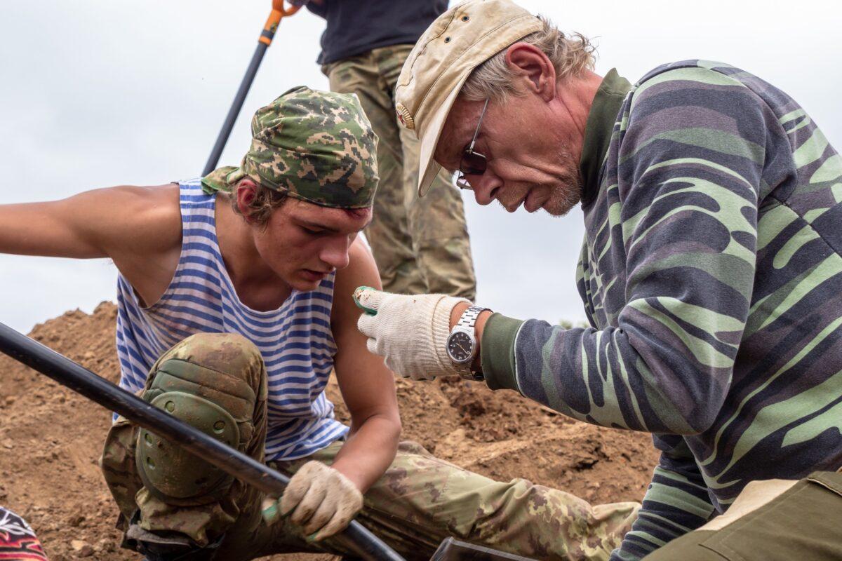 Участники экспедиции «Ржев. Калининский фронт» будут искать массовое захоронение красноармейцев