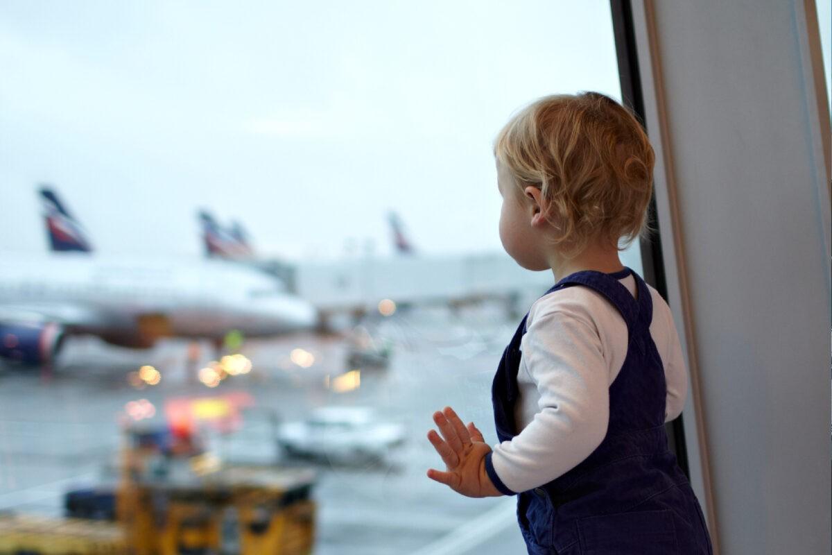 Пьяную тверитянку с двумя детьми сняли с рейса в Турцию