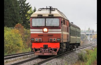 Поезд в Тверской области насмерть сбил мужчину