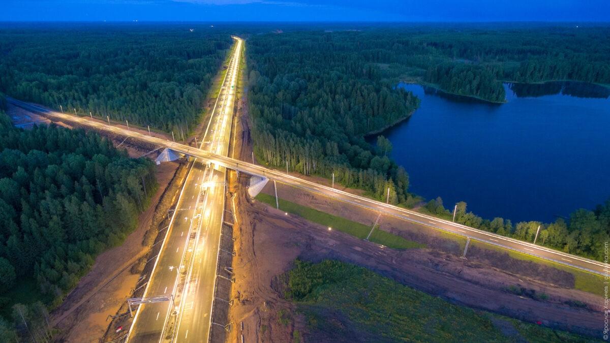 На скоростной трассе в Тверской области будет больше заправок
