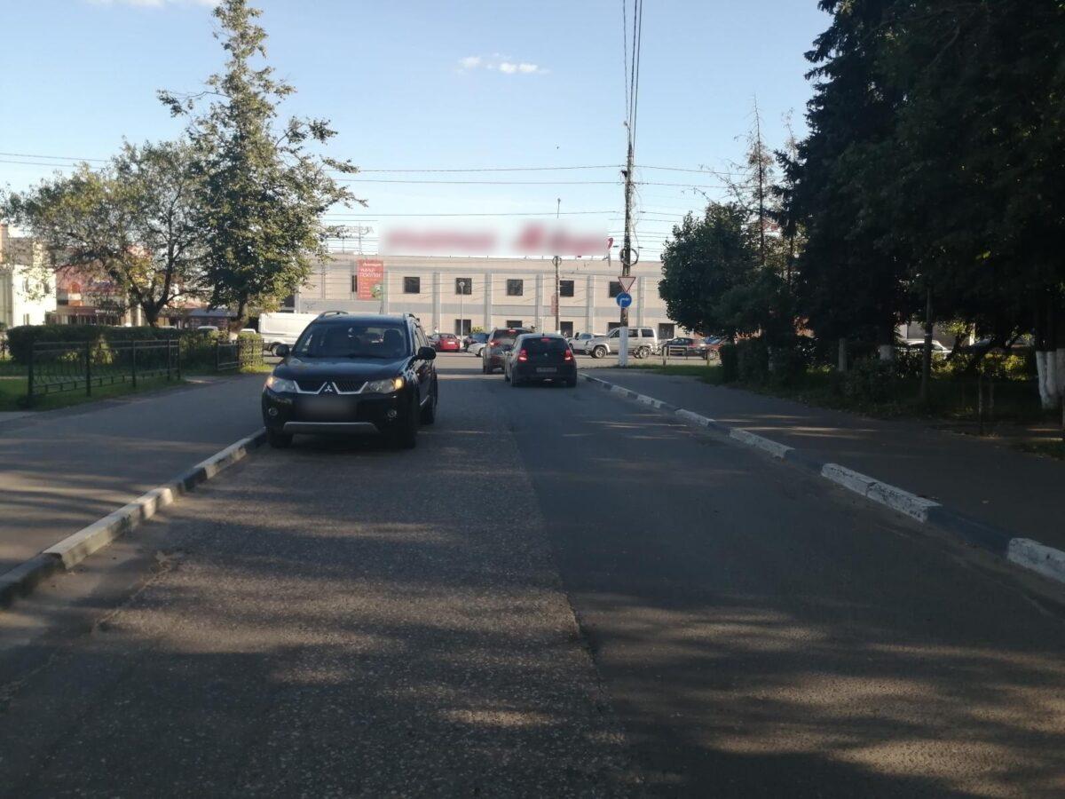 В Твери произошло еще одно ДТП, в котором пострадал ребенок