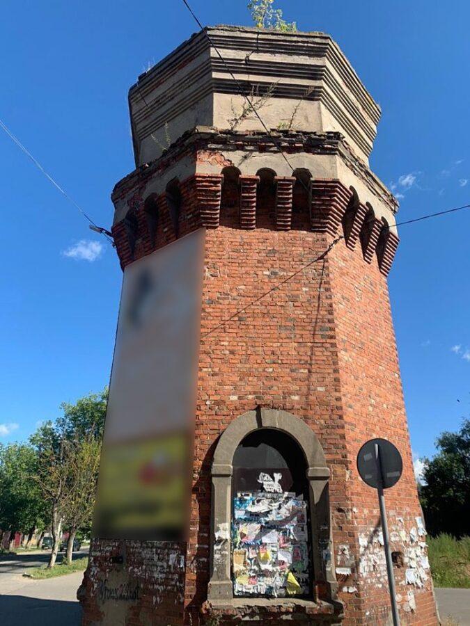 Старинную водонапорную башню продают за 1,5 миллиона в Тверской области