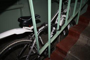 Жителю Тверской области вернули велосипед, исчезнувший из подъезда