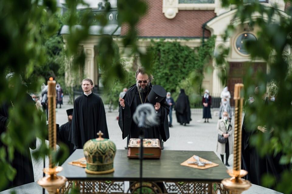 Владыка Тверской: топ фотографий нового архиерея - архиепископа Амвросия