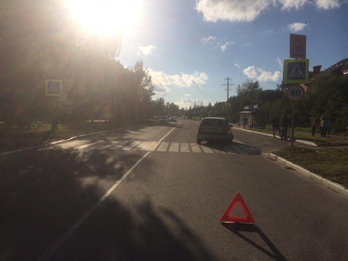11-летнего мальчика на велосипеде сбили в Тверской области
