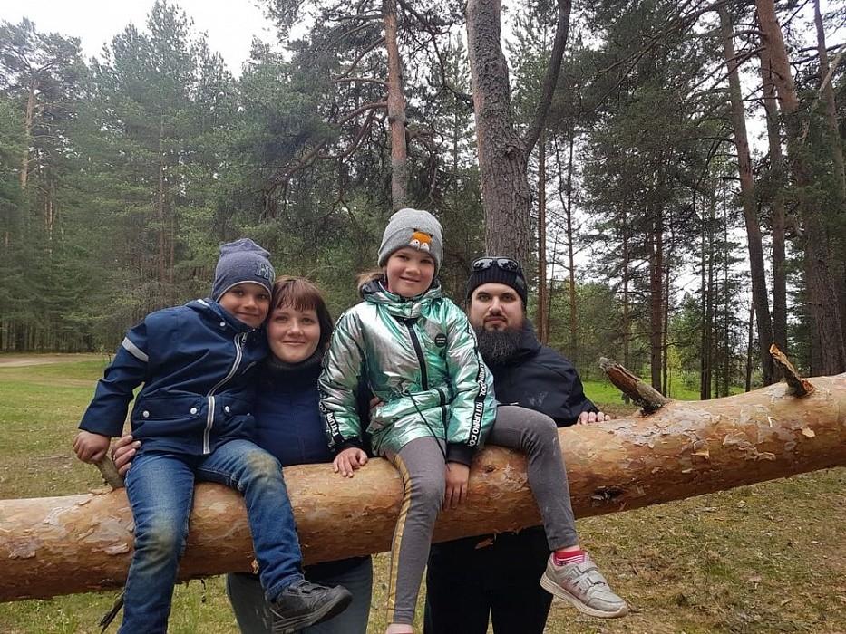 Семья священника из Тверской области победила во всероссийском конкурсе