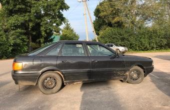 В Тверской области мужчина угнал автомобиль, чтобы успеть на работу
