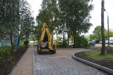 Парки, скверы, дворы: в Тверской области пройдут большие работы по благоустройству