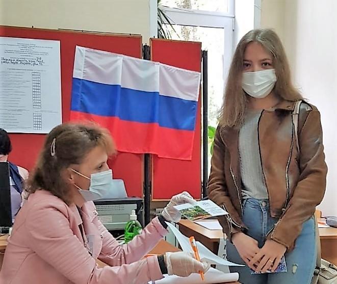 К середине дня в Тверской области проголосовала пятая часть избирателей