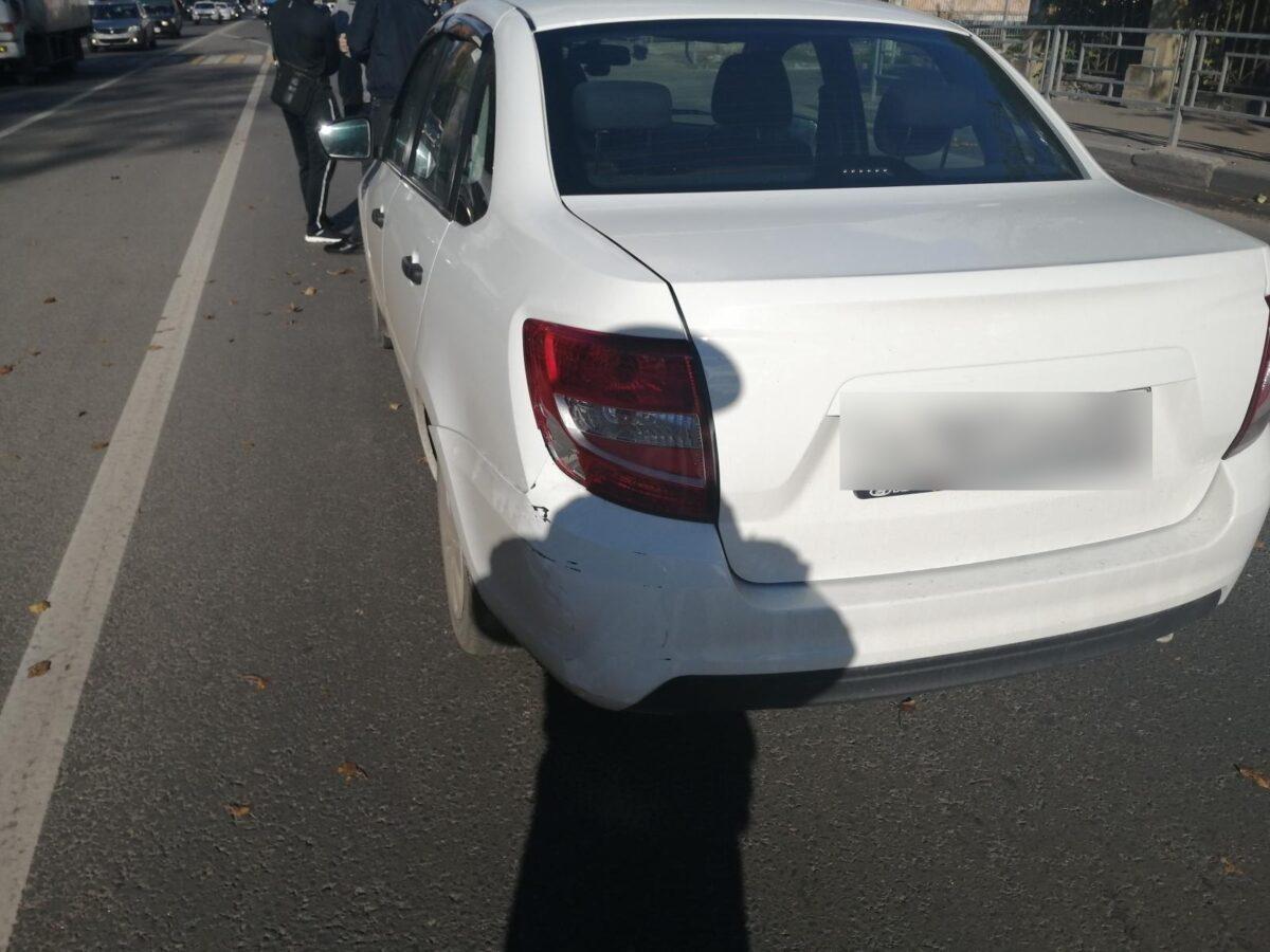 В Твери в ДТП пострадал 10-летний пассажир