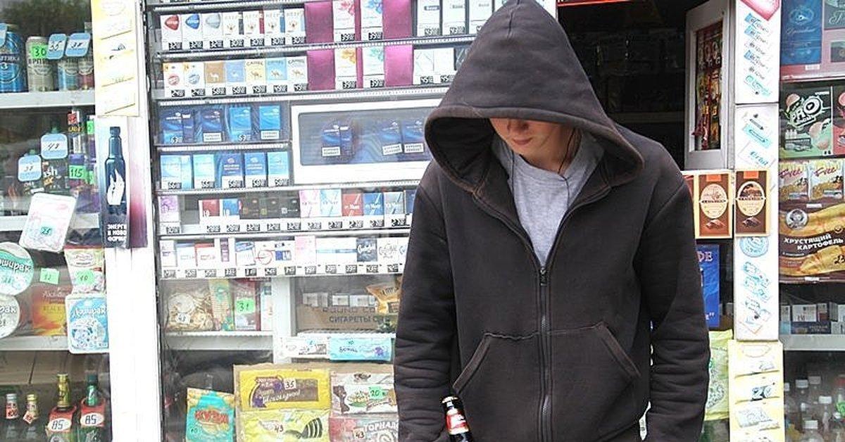 В Тверской области простили подростков, грабивших магазины