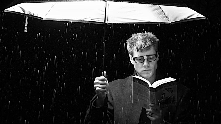 7 книг, с которыми не будет скучно в дождливый осенний день