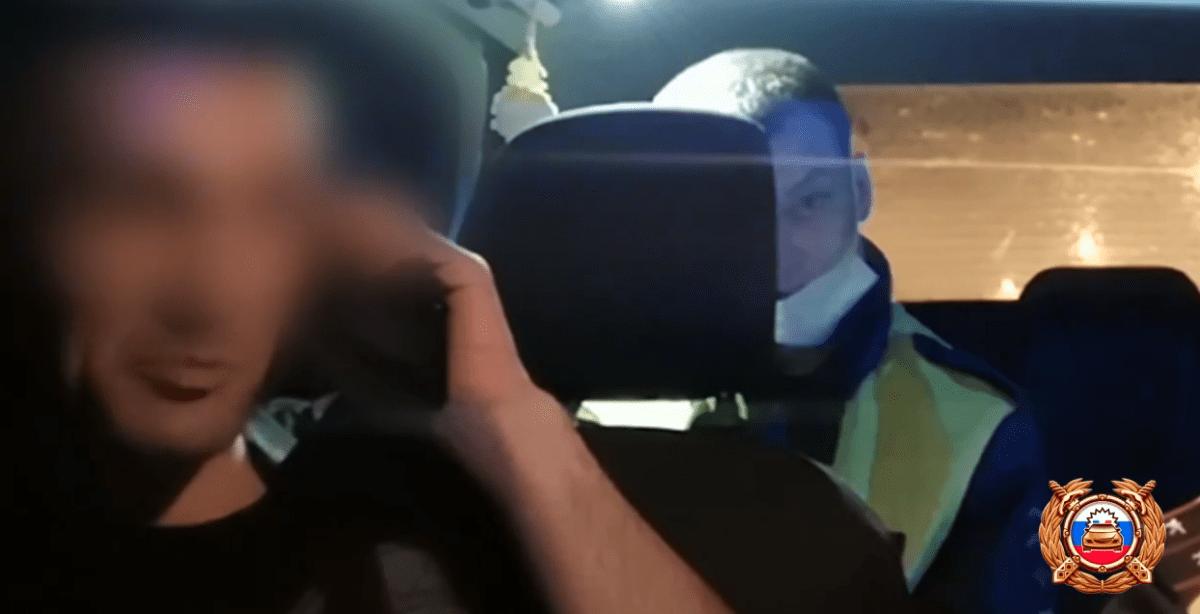 """""""Ма, я вообще не ехал"""": под Тверью пьяный водитель устроил спектакль"""