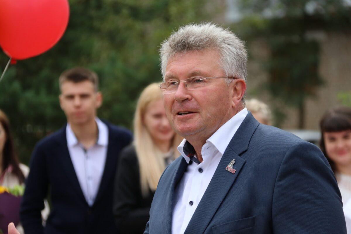 Андрей Белоцерковский «У Ржевского мемориала появится остановка»
