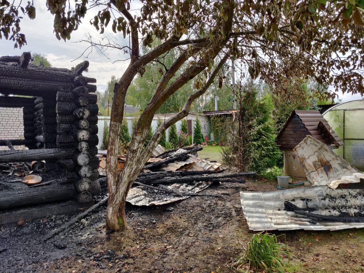 В Тверской области возбудили уголовное дело о гибели подростка на пожаре