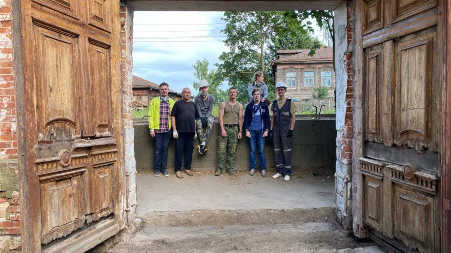 В Тверской области отпразднуют юбилей старинного дома, который реставрируют энтузиасты
