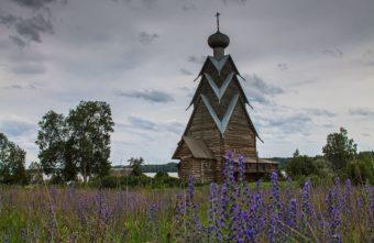 В Тверской области отреставрируют уникальную церковь, построенную без единого гвоздя