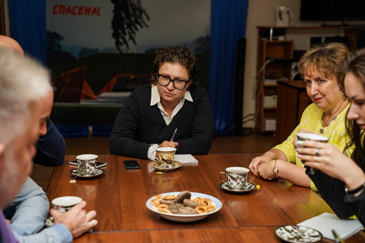 Журналисты и общественники обсудили итоги выборов в Ржеве Тверской области