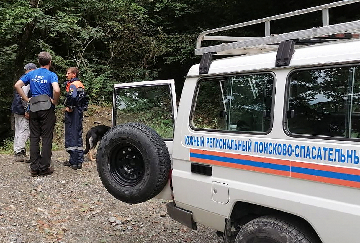 Тверских детей-спортсменов, отправившихся с тренером в горы, нашли