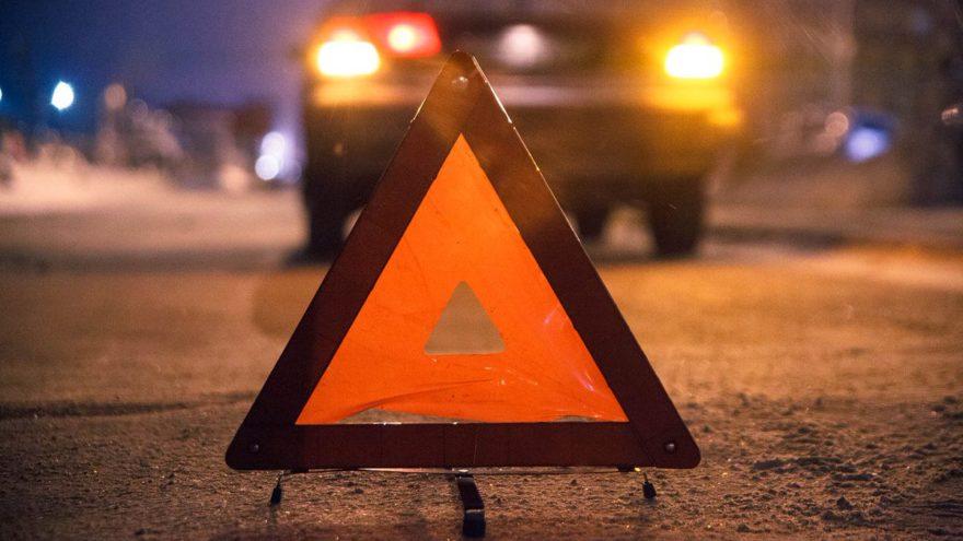 На трассе в Тверской области «поссорились» иномарка и «Ваз»