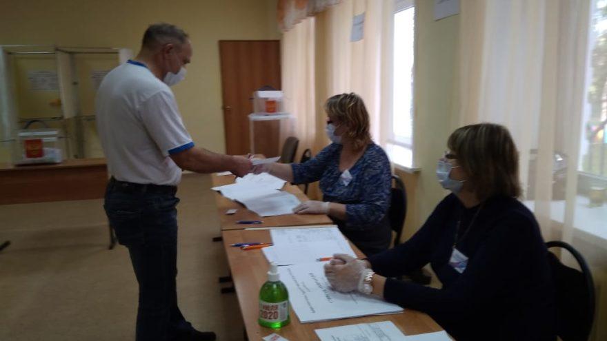 В Тверской области Единый день голосования проходит с соблюдением санитарных норм