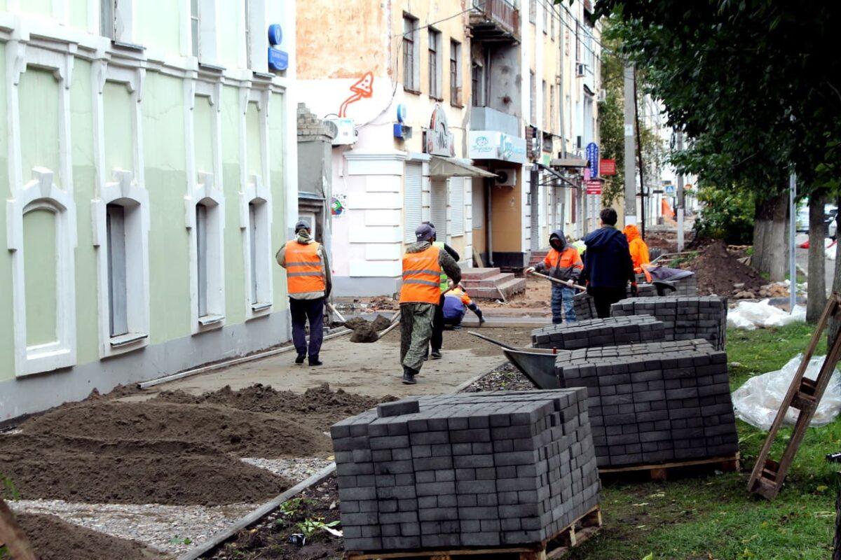 В Твери практически завершились основные ремонтные работы на дорогах