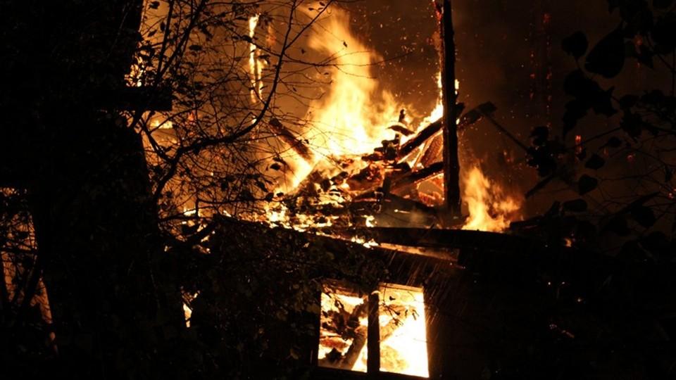 В Тверской области арестовали поджигателя домов