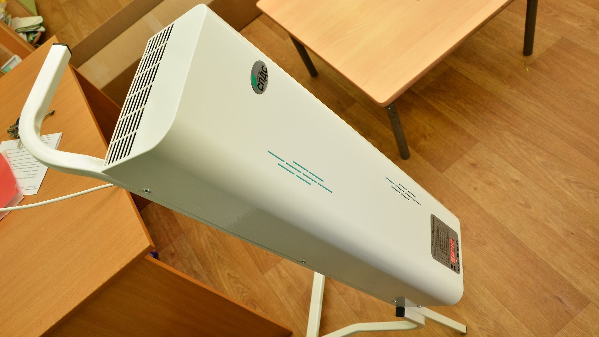 Рециркуляторами воздуха должен быть обеспечен каждый учебный класс в школах Тверской области