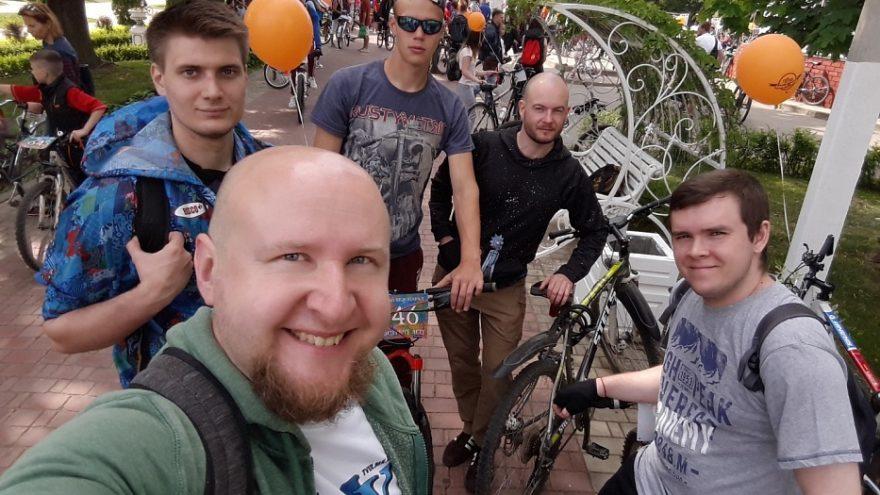 Жителей Тверской области призывают пересесть с автомобилей на велосипеды