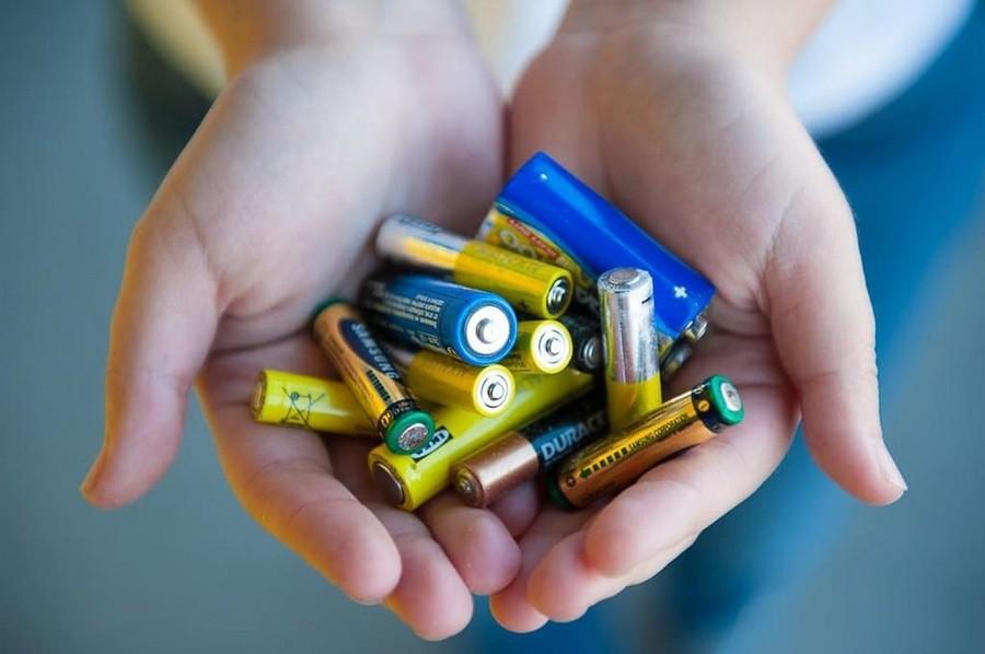 В Твери проходит «Неделя сбора батареек»